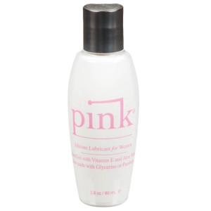 Pink Silikon Glidmedel 80 ml