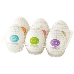 TENGA Egg Masturbator 6-pack