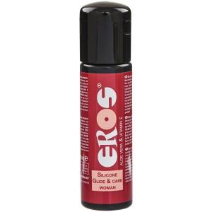 Eros Woman Silikon Glidmedel 100 ml