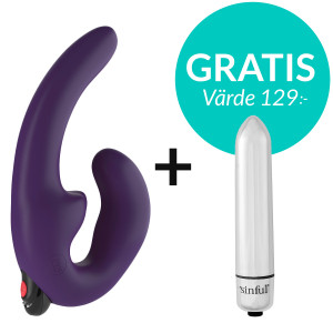 Fun Factory ShareVibe Strap-on Vibrator