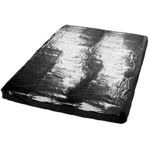 Orgy Formsydda Sexlakan i Vinyl 160 x 200 cm