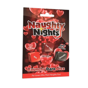 Naughty Nights Tärningsspel