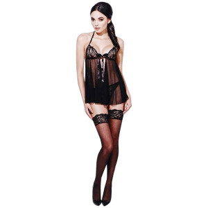 Fever Secret Wish Babydoll Set