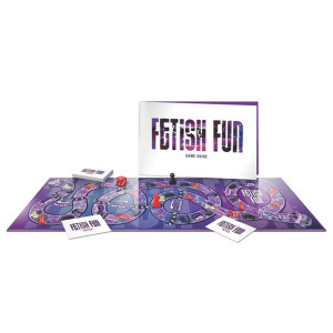 Fetish Fun Game Brädspel