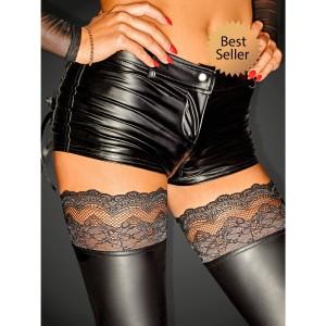 Noir Handmade Wetlook Hotpants