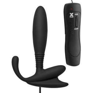 Master Series Cobra Silikon P-Spot Vibrator