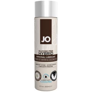 System JO Hybrid Nedkylande Glidmedel med Kokos 120 ml