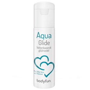 Bodyfun Aqua Glide Vattenbaserat Glidmedel 100 ml