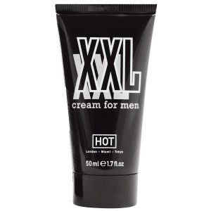 Hot XXL Cream för Män 50 ml