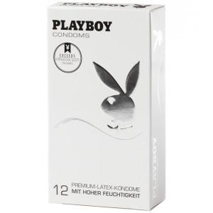 Playboy Classic Kondomer 12 st
