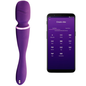 We-Vibe Magic Wand Vibratorset