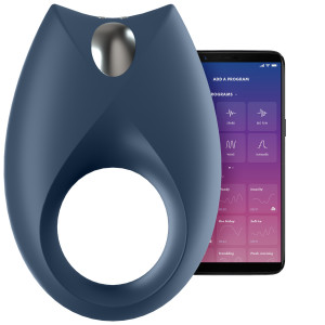 Satisfyer Royal One Vibrerande Penisring