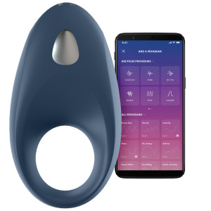Satisfyer Mighty One Vibrerande Penisring