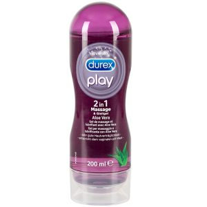 Durex Play 2-i-1 Massage Gel Och Glidmedel