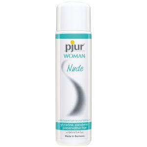Pjur Woman Nude Vattenbaserat Glidmedel 100 ml -PRISVINNARE