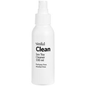 Sinful Clean Sexleksaksrengöring 100 ml