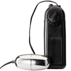 Max Passion Multispeed Silver Bullet Vibrator
