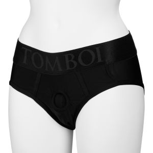 SpareParts HardWear Tomboi Brief Harness för Kvinnor