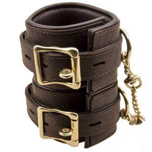 Bound Handledsmanschetter i Läder