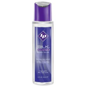 ID Silk Natural Feel Glidmedel 130 ml