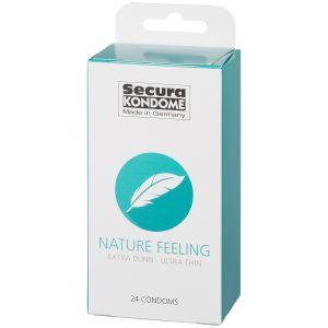 Secura Nature Feeling Kondomer 24 st