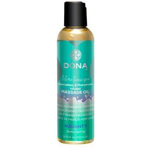 Dona Massageolja med Doft 125 ml
