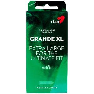 RFSU Grande XL Kondomer 15 st