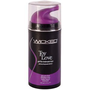 Wicked Toy Love Gel till Sexleksaker 100 ml