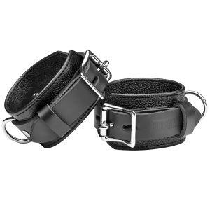 Strict Leather Deluxe Låsbara Handledsmanchetter