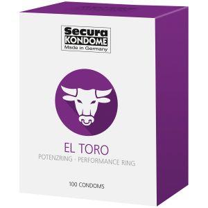 Secura El Toro Kondomer 100 st