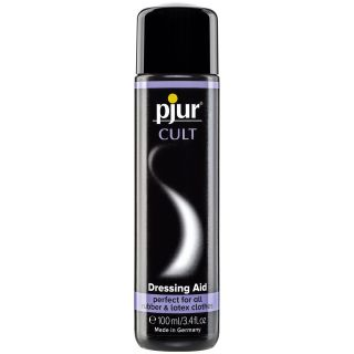 Pjur Cult Latex Dressing Aid och Conditioner 100 ml