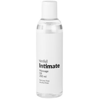Sinful Intim Massageolja 200 ml