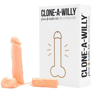 Clone-A-Willy Plus Balls Klona Din Penis