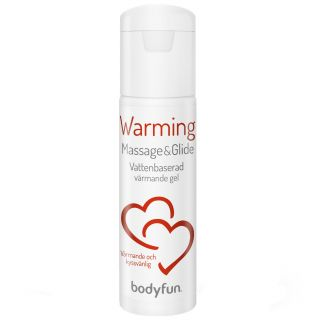 Bodyfun Warming Massage och Glidmedel 100 ml