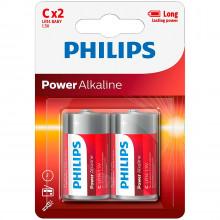 Philips LR14 C Alkaline Batterier 2 st  1