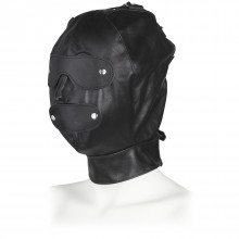 Rimba Justerbar Läder Mask produktbild 1