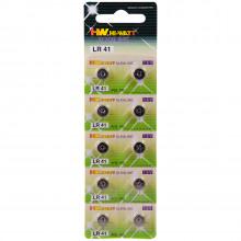 Hi-Watt Alkaline Batterier AG3 LR41 10-pack  1