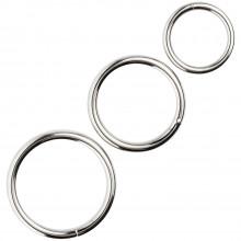 Spartacus Metall Penisringar 3 st produkt på dildo 1