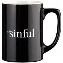 Sinful Mugg produkt i hand 1