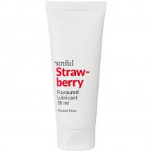Sinful Glidmedel med Jordgubbssmak 50 ml produktbild 1