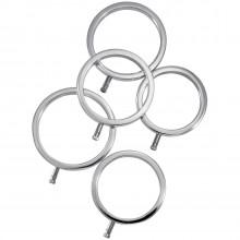 ElectraStim Solid Metal Penisringar 5 st  1