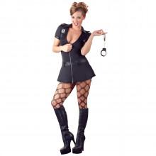 Cottelli Polisklänning Uniform
