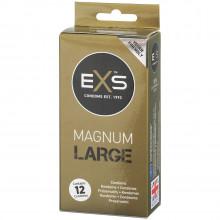 EXS Magnum Large Kondomer 12 st Produktförpackning 1