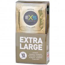 EXS Magnum Extra Large Kondomer 12 st  1