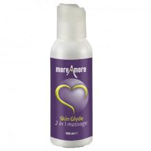 Moreamore Skin Glyde 2-i-1 Massage och Glidmedel 100 ml  1
