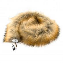 Furry Fantasy Red Fox Tail Buttplug  1