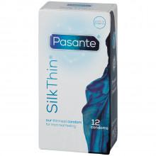 Pasante Silk Thin Kondomer 12 st  90