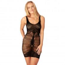 Nortie Birna Miniklänning utan Ärm produkt på modell 1