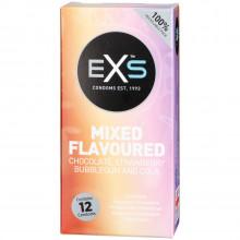 EXS Kondomer med Smak 12 st  1
