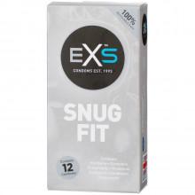 EXS Snug Fit Kondomer 12 st  1